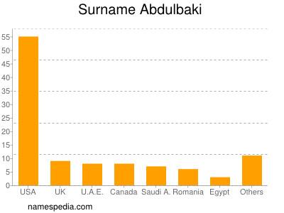Surname Abdulbaki