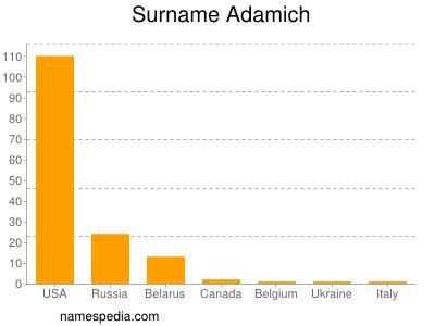 Surname Adamich