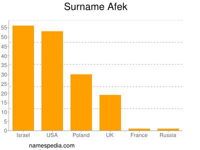 Surname Afek