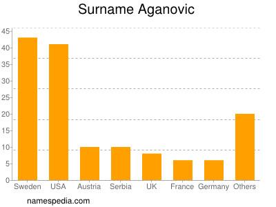 Surname Aganovic