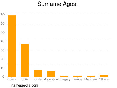 Surname Agost