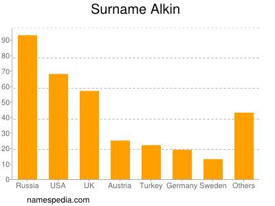 Surname Alkin