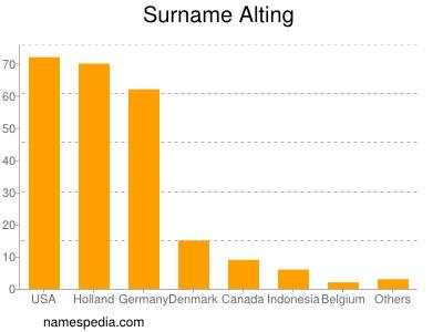 Surname Alting
