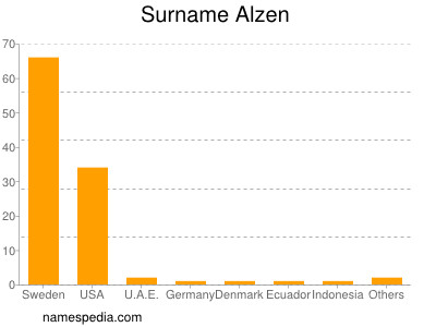 Surname Alzen