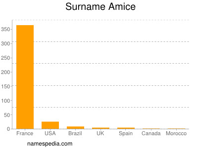Surname Amice
