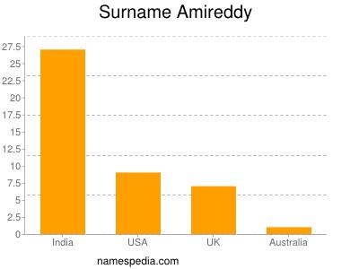 Surname Amireddy
