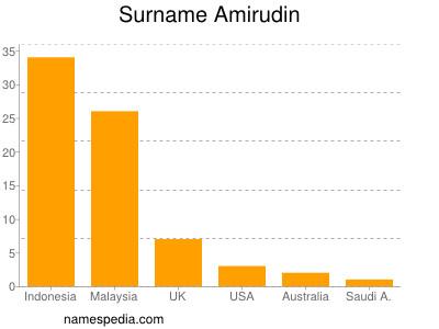 Surname Amirudin