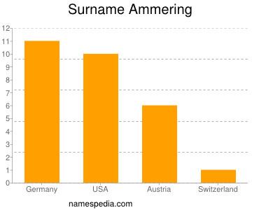 Surname Ammering