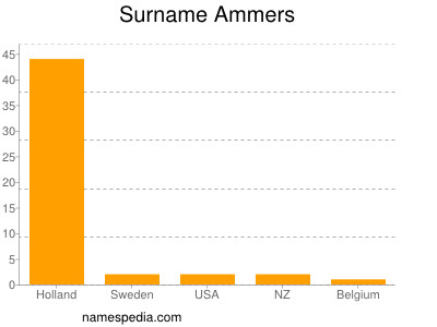 Surname Ammers