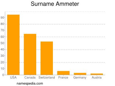 Surname Ammeter
