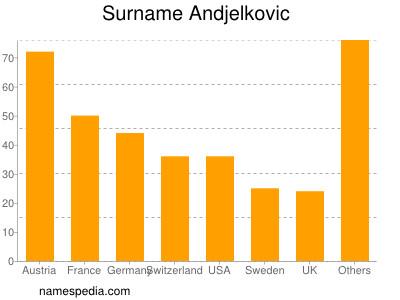 Surname Andjelkovic