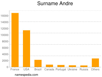 Surname Andre