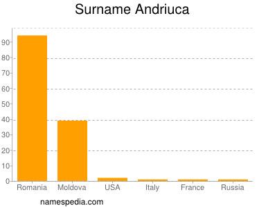 Surname Andriuca