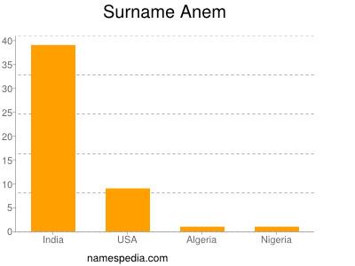 Surname Anem