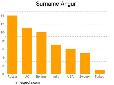 Surname Angur