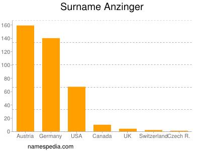 Surname Anzinger