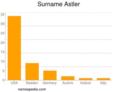 Surname Astler