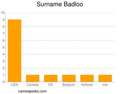 Surname Badloo