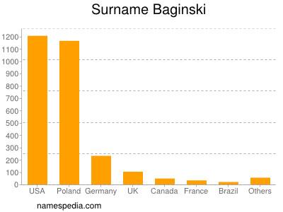 Surname Baginski