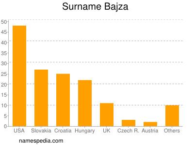 Surname Bajza