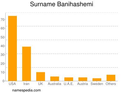 Surname Banihashemi