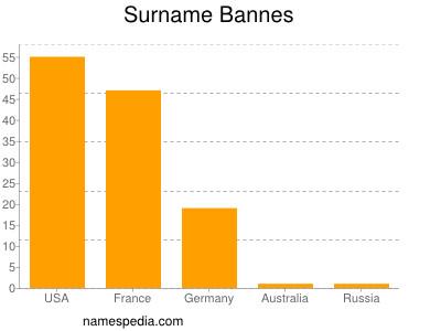 Surname Bannes