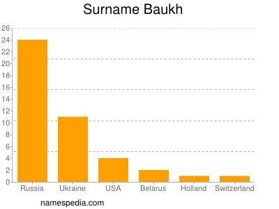 Surname Baukh