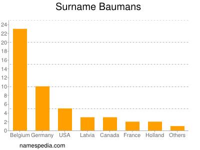 Surname Baumans
