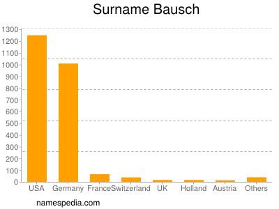 Surname Bausch