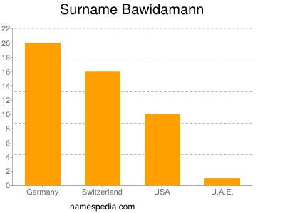 Surname Bawidamann