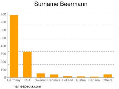 Surname Beermann