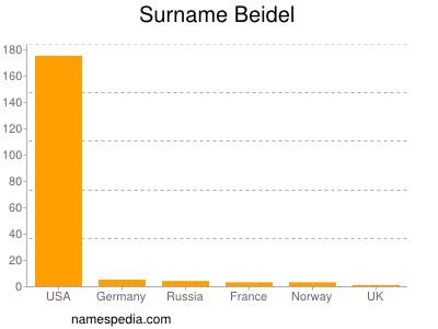 Surname Beidel