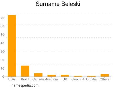 Surname Beleski