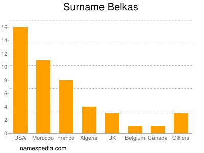 Surname Belkas