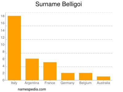 Surname Belligoi