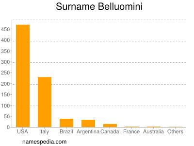 Surname Belluomini