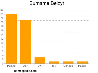 Surname Belzyt