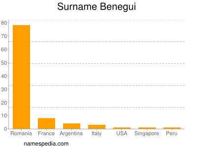 Surname Benegui