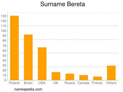 Surname Bereta