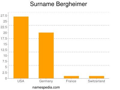 Surname Bergheimer