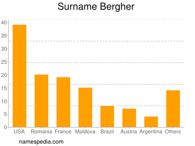 Surname Bergher