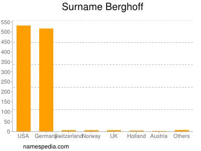 Surname Berghoff