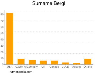 Surname Bergl