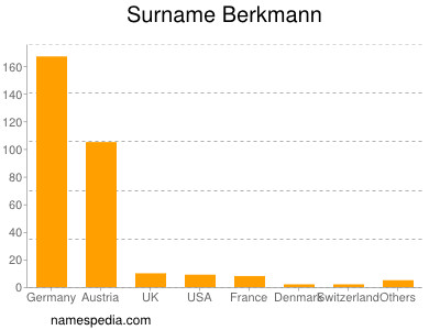 Surname Berkmann