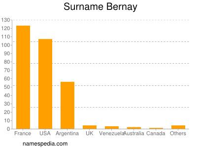 Surname Bernay