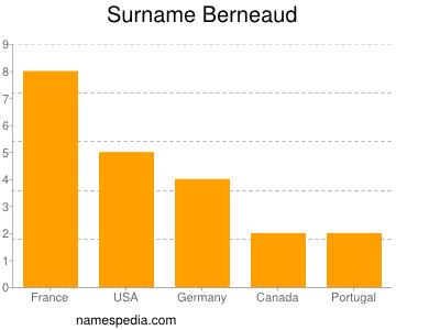 Surname Berneaud