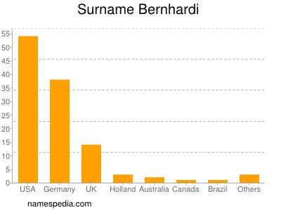 Surname Bernhardi