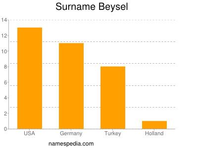 Surname Beysel