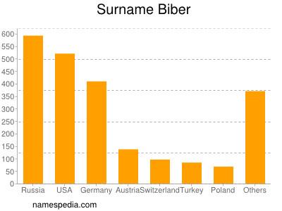 Surname Biber