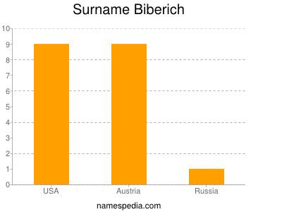 Surname Biberich